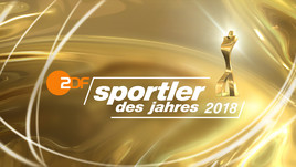 <br>Sportler des Jahres 2018<br>Copyright: ZDF/Corporate Design