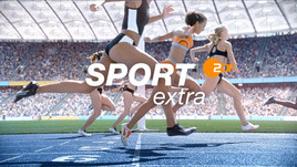 <br>ZDF SPORTextra<br>Copyright: ZDF/Corporate Design